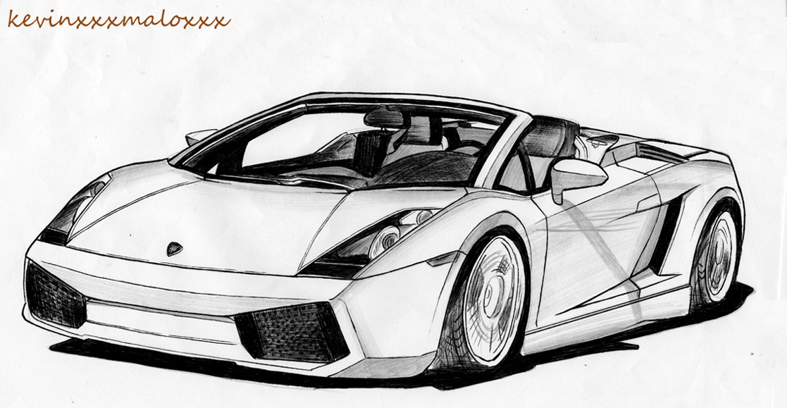 coloriage lamborghini les beaux dessins de transport imprimer et colorier. Black Bedroom Furniture Sets. Home Design Ideas