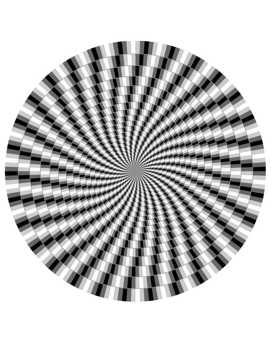 Dessin Illusion D Optique Facile