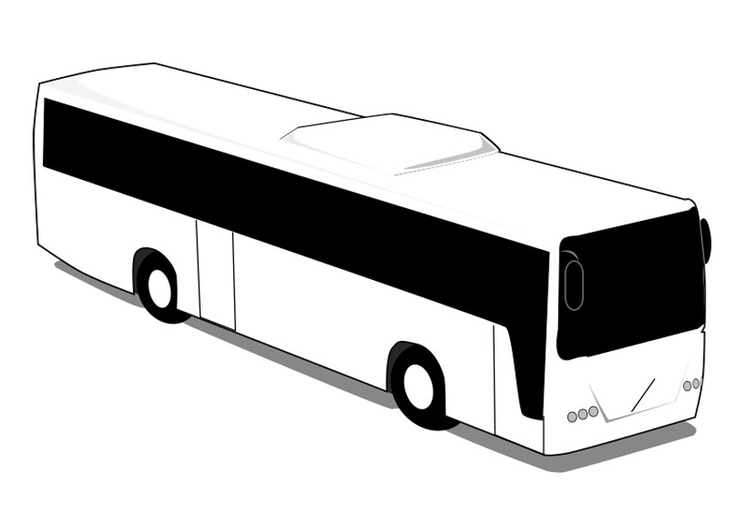 Coloriage autobus les beaux dessins de transport imprimer et colorier page 2 - Dessin de transport ...
