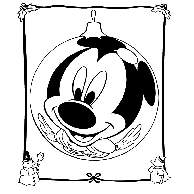 Coloriage De Noel Disney Noel Noel Noel 8 On With Resolution 3 S