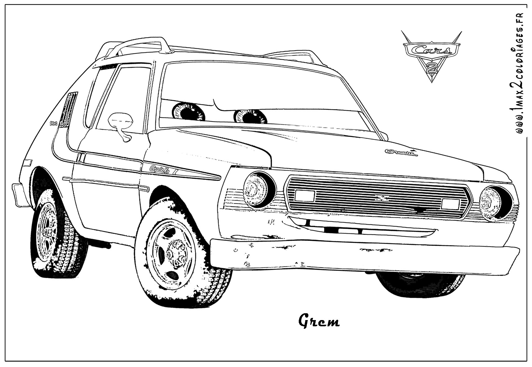 Coloriage cars flash mcqueen les beaux dessins de - Dessiner cars ...