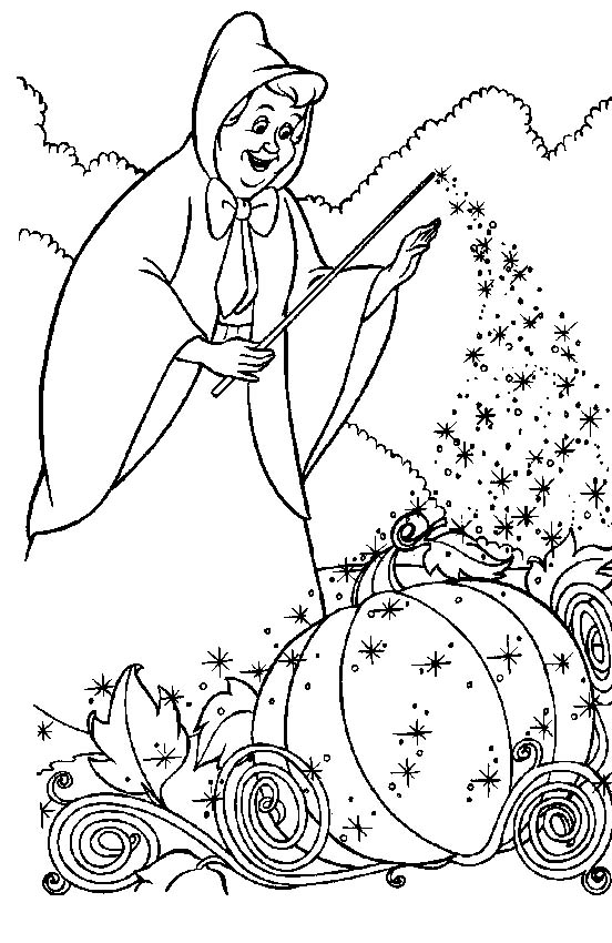 Coloriage Cendrillon Gratuit. Find This Pin And More On Coloriages ...