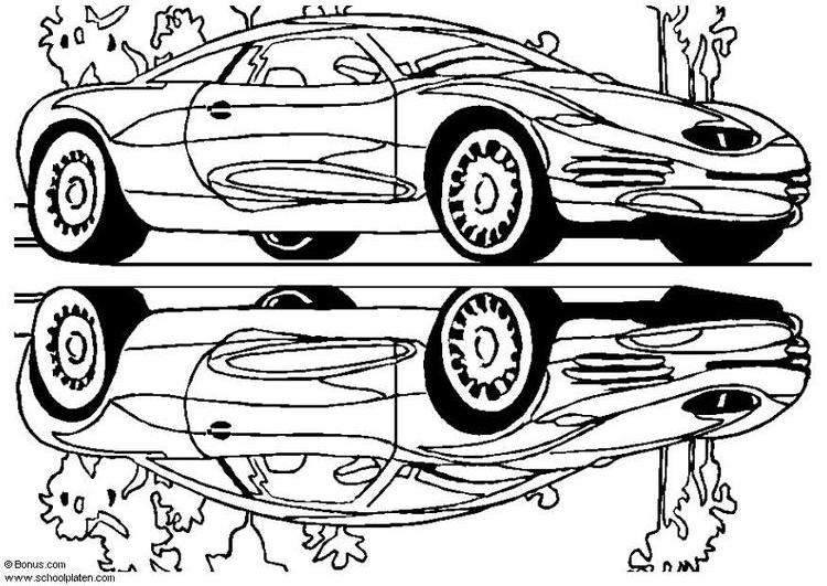 coloriage de chrysler