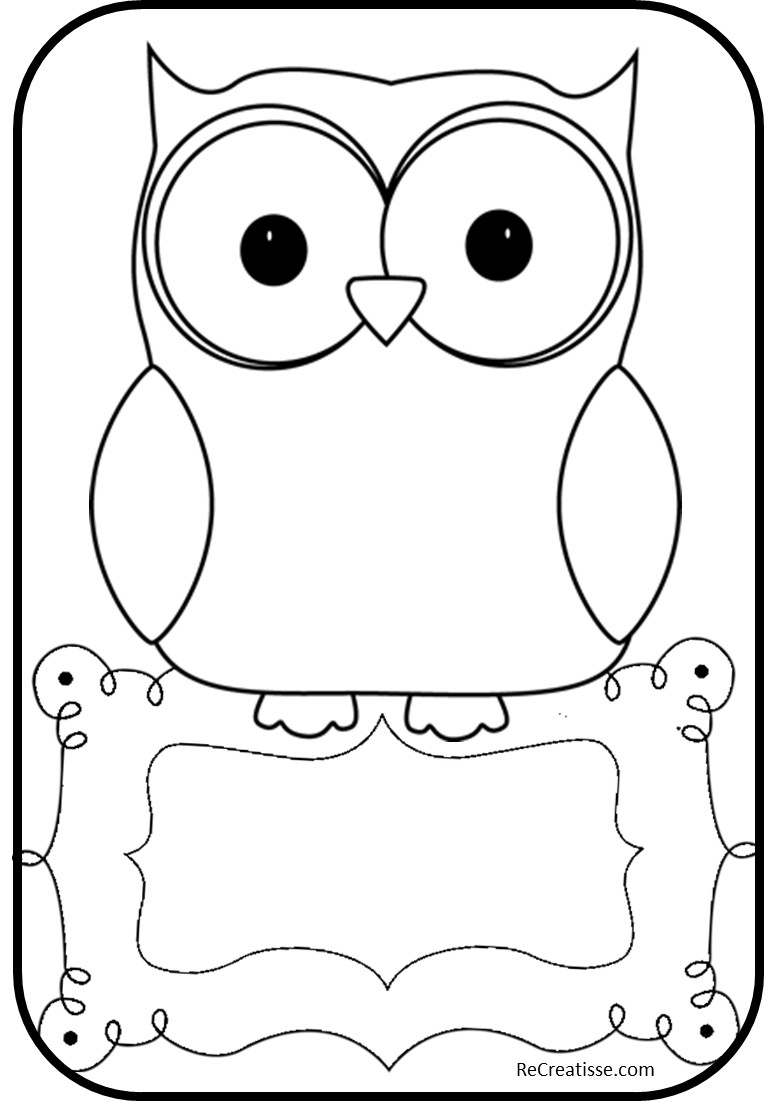 coloriage hibou les beaux dessins de animaux imprimer et colorier page 4. Black Bedroom Furniture Sets. Home Design Ideas