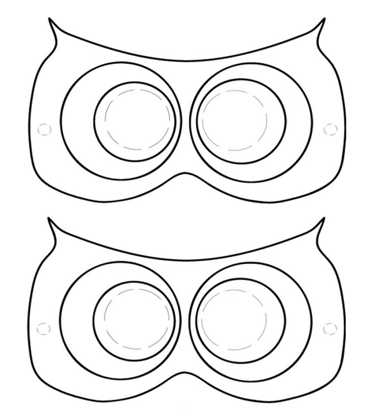 coloriage hibou les beaux dessins de animaux imprimer et colorier page 5. Black Bedroom Furniture Sets. Home Design Ideas