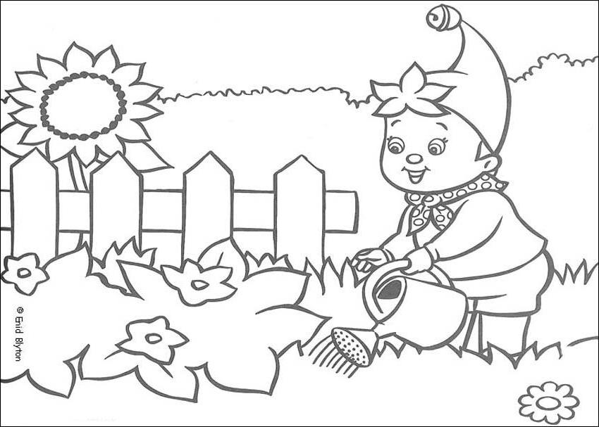 Putty Line Drawing Q : Coloriage jardin les beaux dessins de nature à imprimer