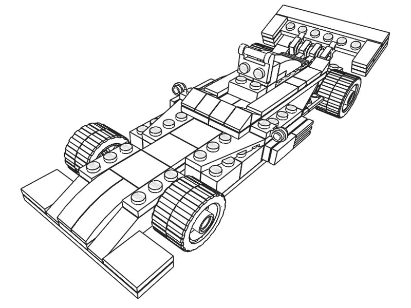 image gallery of lego city train coloring pages