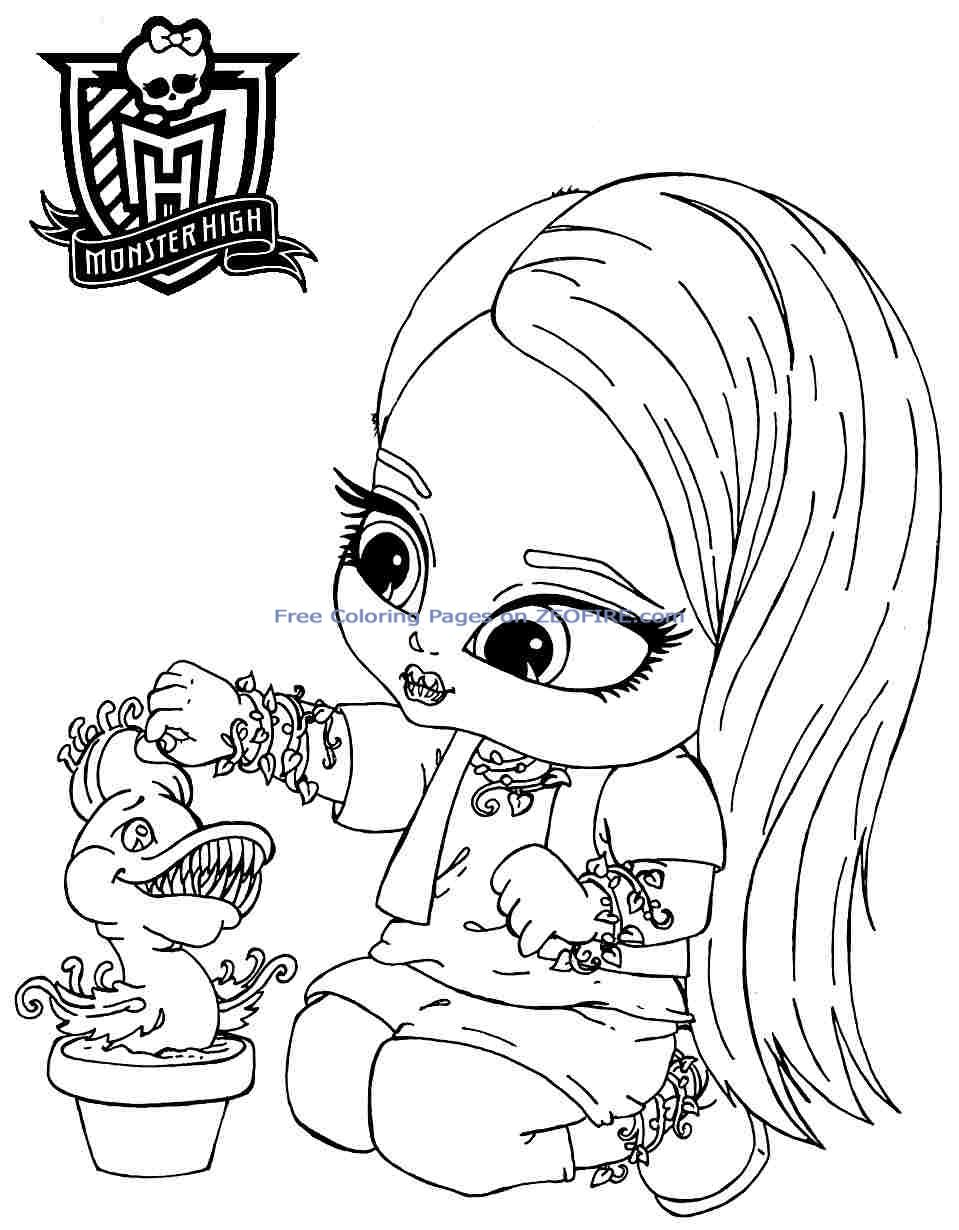 affordable coloriage de dessin de monster high with coloriage de monster high