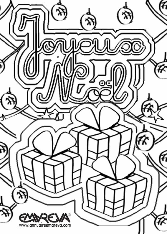 coloriage noel les beaux dessins de f tes imprimer et colorier page 57. Black Bedroom Furniture Sets. Home Design Ideas