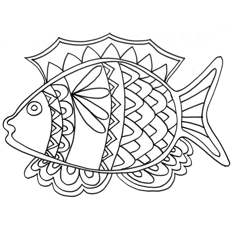 Attractive Coloriage Mandala Grenouille Composition - Coloring Paper ...