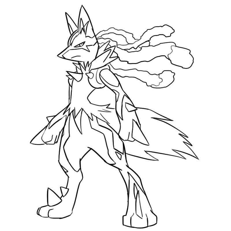onyx mega evolution coloring pages - photo#18