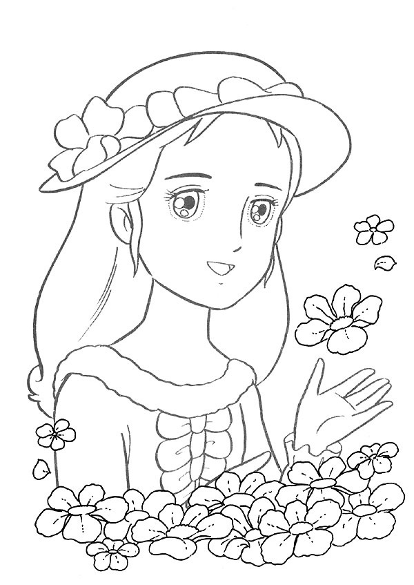 coloriage de princessesarah