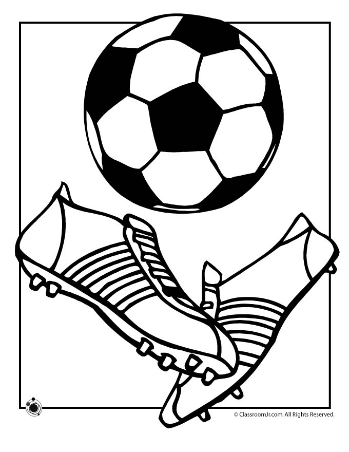 brazil soccer logo coloring pages - photo#8