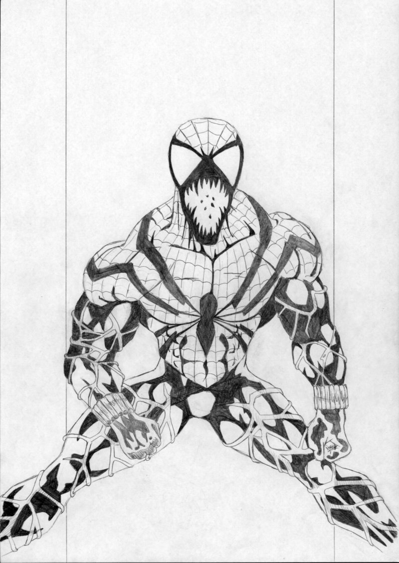 Coloriage spiderman les beaux dessins de super h ros imprimer et colorier page 16 - Photo de spiderman a imprimer gratuit ...