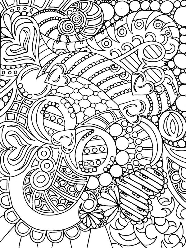 Coloriage art th rapie les beaux dessins de autres for Disegni di mandala semplici